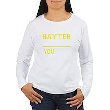 Unique Hayter T-Shirt