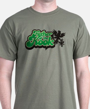 Father of the Kook - Clean - T-Shirt