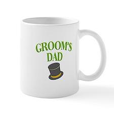 Groom's Dad(hat) Mug