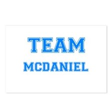 TEAM MCDANIEL Postcards (Package of 8)