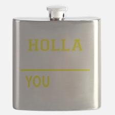 Unique Holla Flask