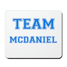 TEAM MCDANIEL Mousepad