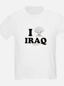 I (bomb) Iraq T-Shirt
