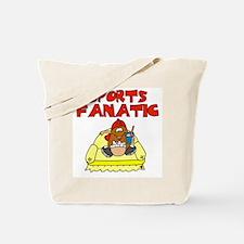 Sports Fanatic Tote Bag
