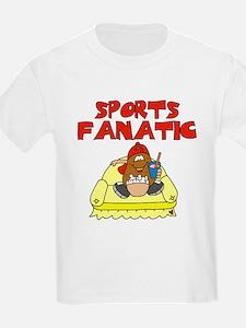 Sports Fanatic T-Shirt