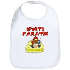 Sports Fanatic Bib