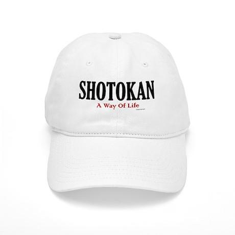 Shotokan A Way Of Life Cap