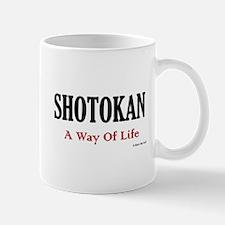 Shotokan A Way Of Life Mug