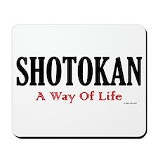 Shotokan A Way Of Life Mousepad