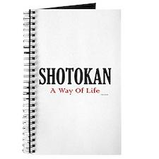 Shotokan A Way Of Life Journal