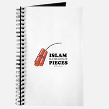 Islam is a religion of pieces Journal