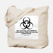 Nuclear Arms Tote Bag