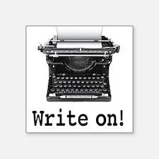 Write on Sticker