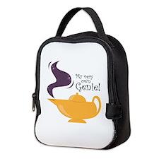My Very Own Genie! Neoprene Lunch Bag