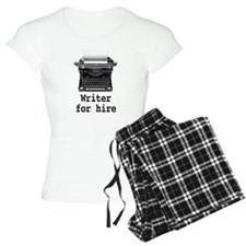 Writer for hire Pajamas