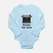 Writer for hire Body Suit