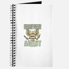 Undocumented border patrol agent Journal
