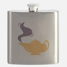 Genie Lamp Flask