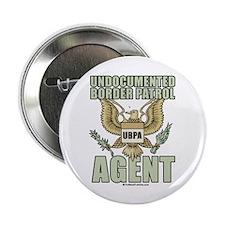Undocumented border patrol agent Button