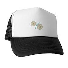 Mermaid Coin Trucker Hat