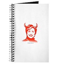 Anti-Hillary: Hillary is the Devil Journal