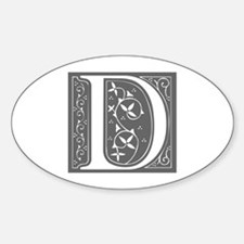 D-fle gray Decal