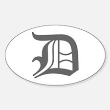 D-oet gray Decal