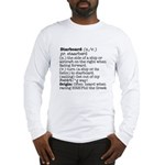 Display the Rule in this Long Sleeve T-Shirt