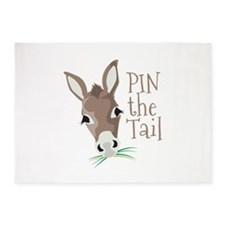 Pin The Tail 5'x7'Area Rug
