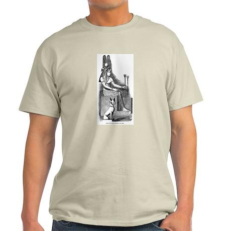 Isis - Egyptian Goddess Light T-Shirt