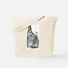 Isis - Egyptian Goddess Tote Bag