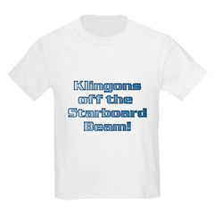 Check for Klingons with this T-Shirt