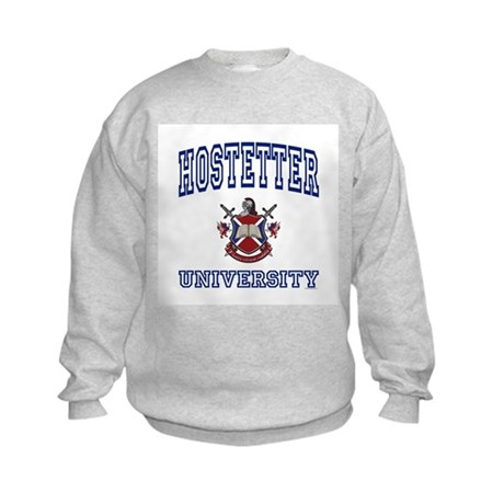 HOSTETTER University Kids Sweatshirt