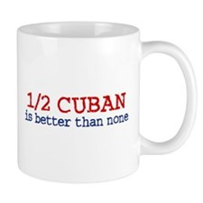 Half Cuban Mug