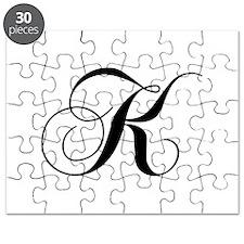 K-cho black Puzzle