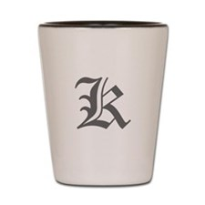 K-oet gray Shot Glass