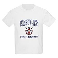 HENDLEY University T-Shirt