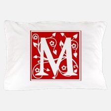 M-ana red2 Pillow Case
