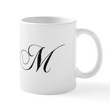 M-cho black Mugs