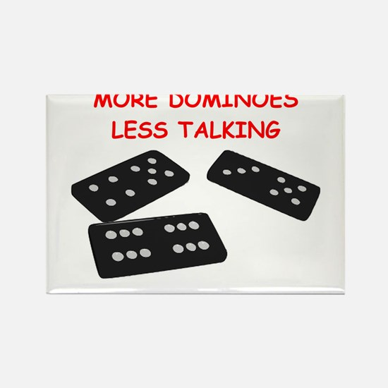 dominoes Magnets