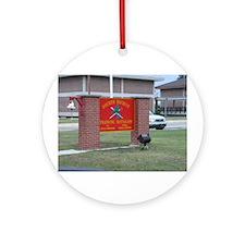 Fourth Battalion Ornament (Round)