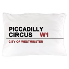 Piccadilly London UK Pillow Case
