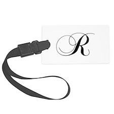 R-cho black Luggage Tag