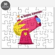 A Loose Cannon Puzzle