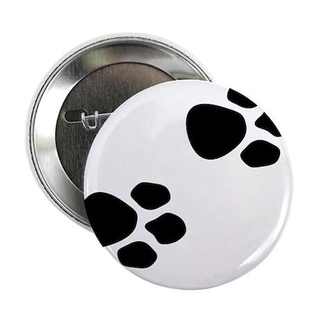 Paw print button