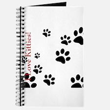 I love Kitties Journal