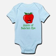 Apple of Babcia's Eye Body Suit