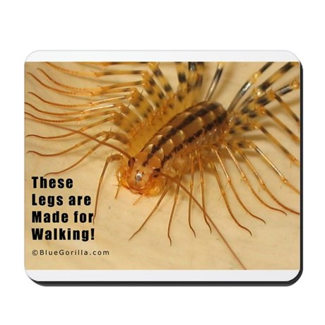 Gross Your Co-workers out - Mousepad