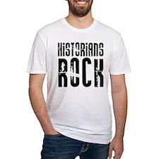 Historians Rock Shirt