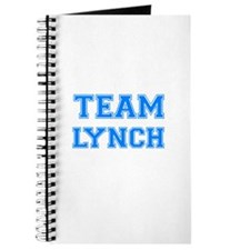 TEAM LYNCH Journal